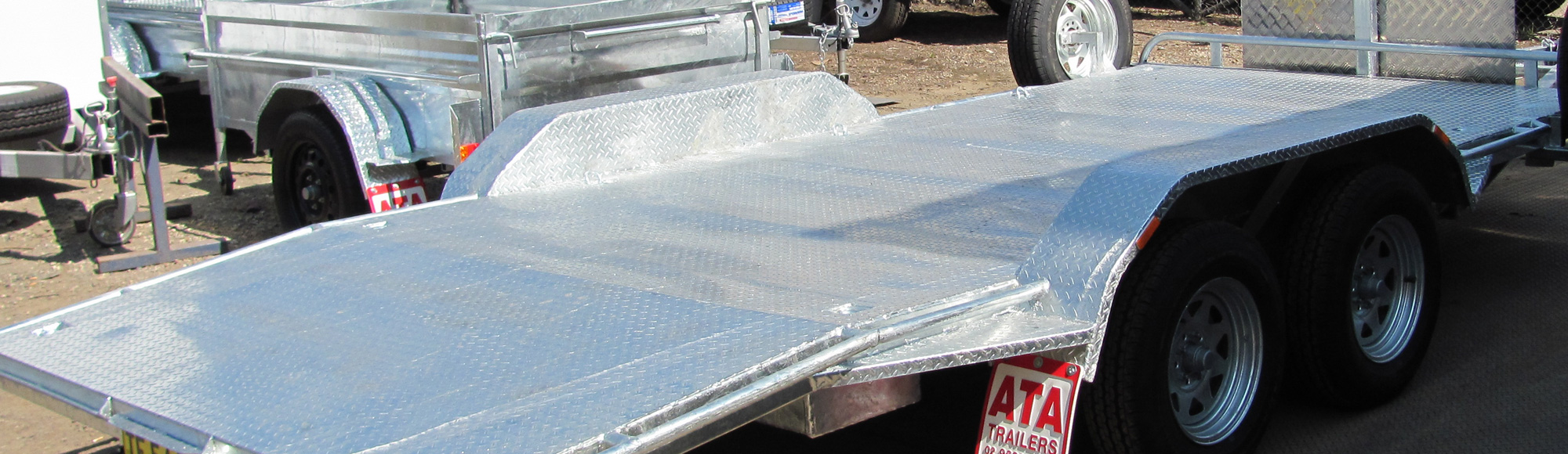 Galvanised Trailers Sydney